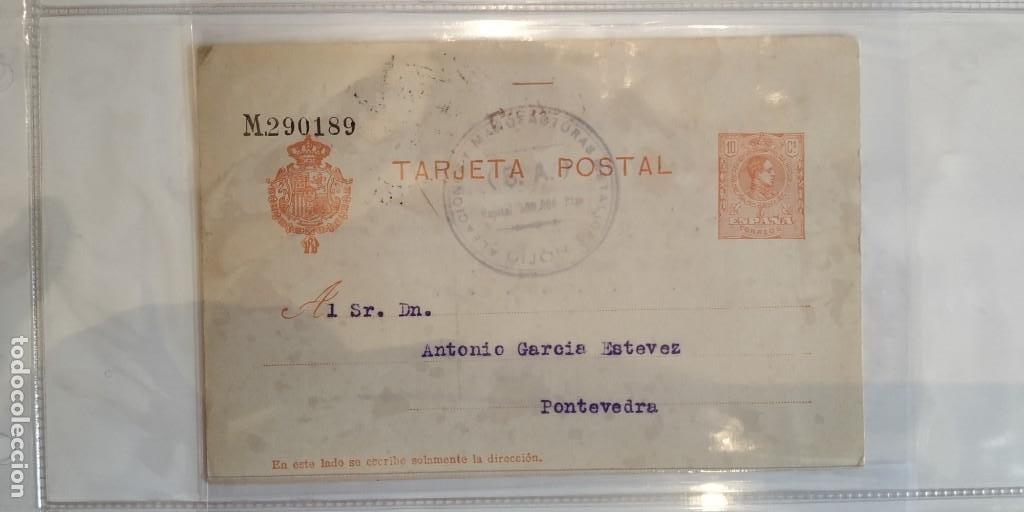 Sellos: Republica Española. 3 Tarjetas postales. - Foto 4 - 203261645