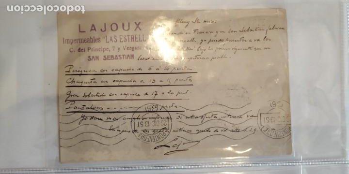 Sellos: Republica Española. 3 Tarjetas postales. - Foto 6 - 203261645