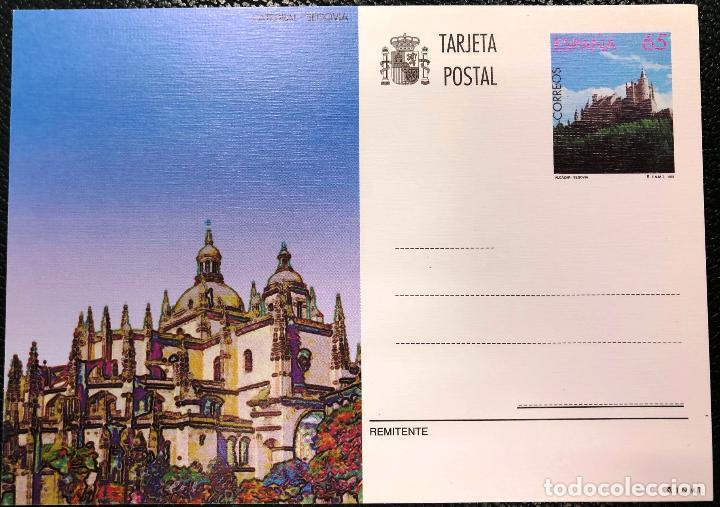 Sellos: Tarjetas entero postales nº 163 al 166, del año 1997. - Foto 5 - 205779170