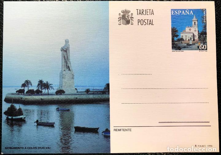 Sellos: Tarjetas entero postales nº 160 al 162, del año 1996. - Foto 3 - 205779897