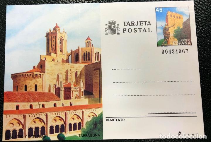 Sellos: Tarjetas entero postales nº 145 y 146, del año 1988. - Foto 2 - 205780301