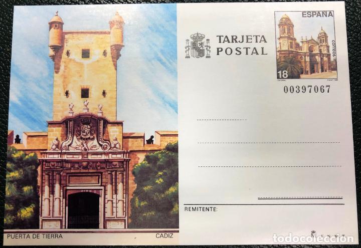 Sellos: Tarjetas entero postales nº 145 y 146, del año 1988. - Foto 3 - 205780301