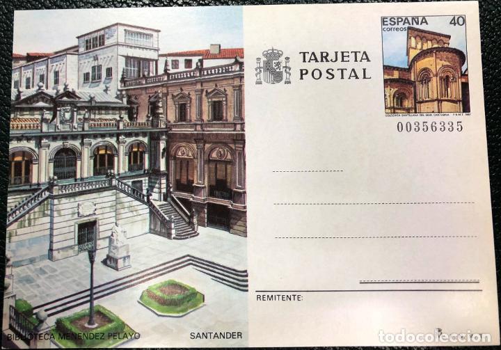 Sellos: Tarjetas entero postales nº 143 y 144, del año 1987. - Foto 3 - 205780610