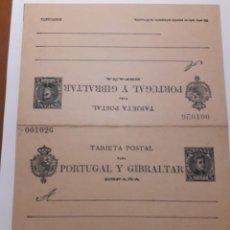Sellos: SELLOS ESPAÑA AÑO 1903 ENTERO POSTAL Nº 44 VALOR CAT. 66 €. Lote 210131926