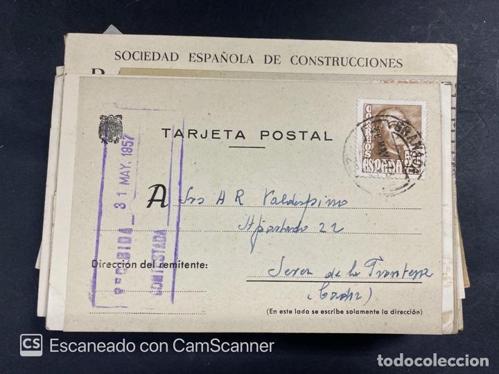 Sellos: LOTE DE 80 ENTERO POSTALES. ESPAÑA. VER TODAS LAS FOTOS - Foto 2 - 210819017