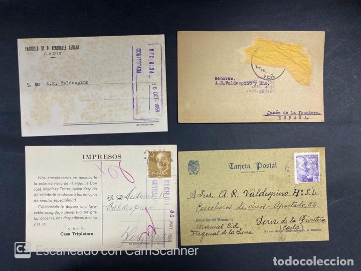 Sellos: LOTE DE 80 ENTERO POSTALES. ESPAÑA. VER TODAS LAS FOTOS - Foto 5 - 210819017