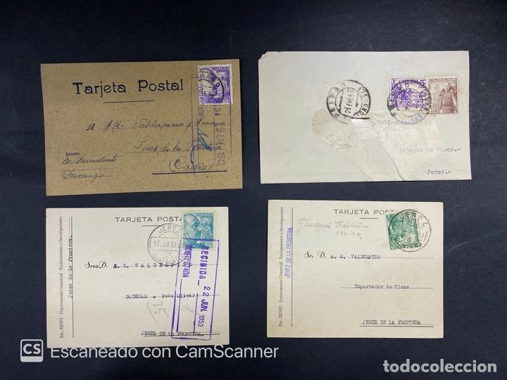 Sellos: LOTE DE 80 ENTERO POSTALES. ESPAÑA. VER TODAS LAS FOTOS - Foto 7 - 210819017