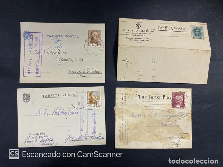 Sellos: LOTE DE 80 ENTERO POSTALES. ESPAÑA. VER TODAS LAS FOTOS - Foto 9 - 210819017