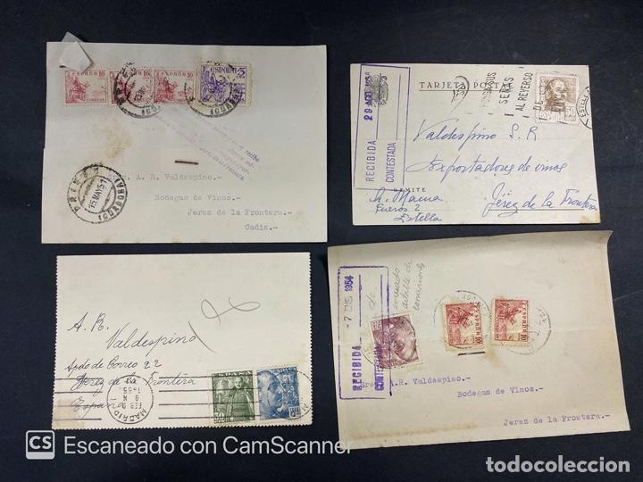 Sellos: LOTE DE 80 ENTERO POSTALES. ESPAÑA. VER TODAS LAS FOTOS - Foto 11 - 210819017