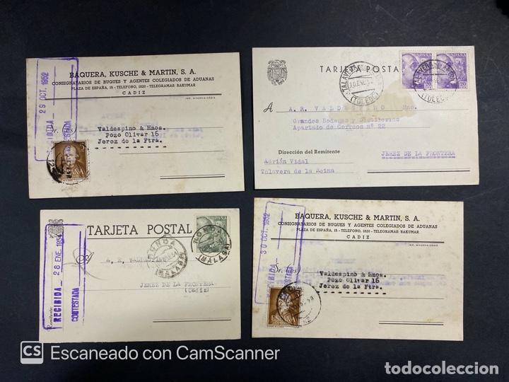 Sellos: LOTE DE 80 ENTERO POSTALES. ESPAÑA. VER TODAS LAS FOTOS - Foto 17 - 210819017
