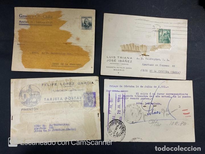 Sellos: LOTE DE 80 ENTERO POSTALES. ESPAÑA. VER TODAS LAS FOTOS - Foto 27 - 210819017
