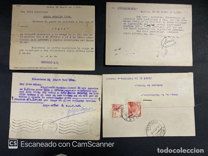 Sellos: LOTE DE 80 ENTERO POSTALES. ESPAÑA. VER TODAS LAS FOTOS - Foto 28 - 210819017