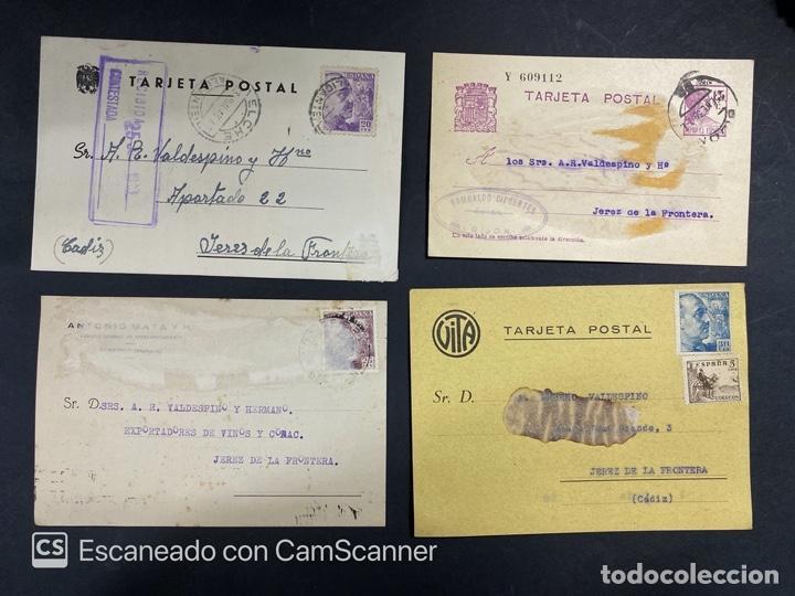 Sellos: LOTE DE 80 ENTERO POSTALES. ESPAÑA. VER TODAS LAS FOTOS - Foto 29 - 210819017