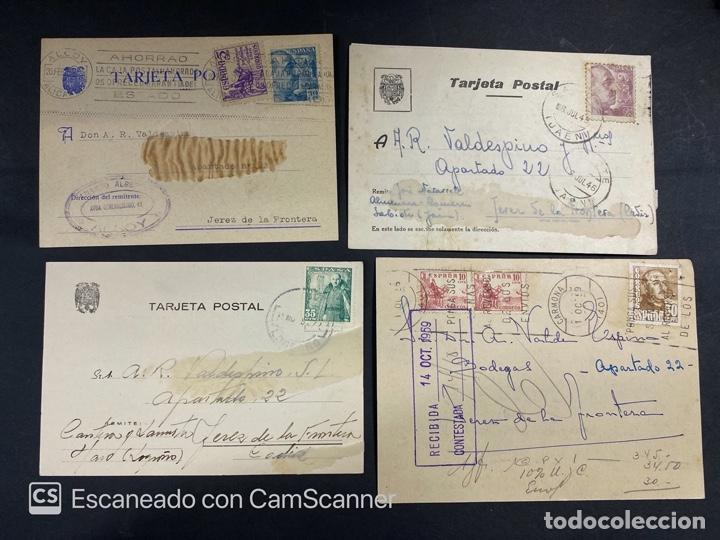 Sellos: LOTE DE 80 ENTERO POSTALES. ESPAÑA. VER TODAS LAS FOTOS - Foto 31 - 210819017