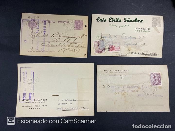 Sellos: LOTE DE 80 ENTERO POSTALES. ESPAÑA. VER TODAS LAS FOTOS - Foto 35 - 210819017
