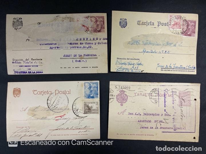 Sellos: LOTE DE 80 ENTERO POSTALES. ESPAÑA. VER TODAS LAS FOTOS - Foto 37 - 210819017