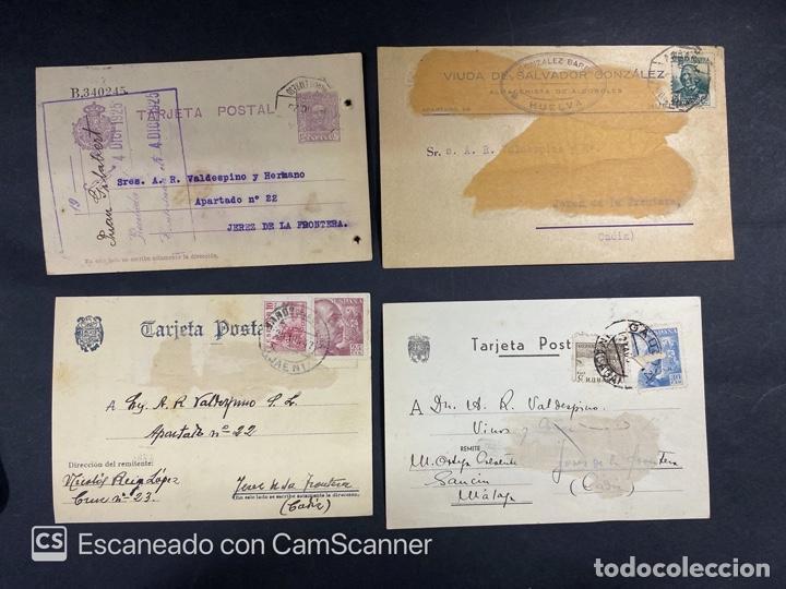 Sellos: LOTE DE 80 ENTERO POSTALES. ESPAÑA. VER TODAS LAS FOTOS - Foto 39 - 210819017