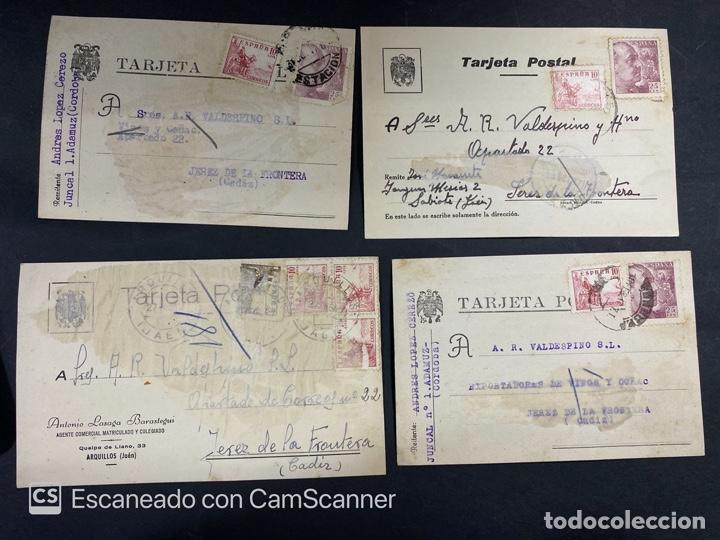 Sellos: LOTE DE 80 ENTERO POSTALES. ESPAÑA. VER TODAS LAS FOTOS - Foto 41 - 210819017