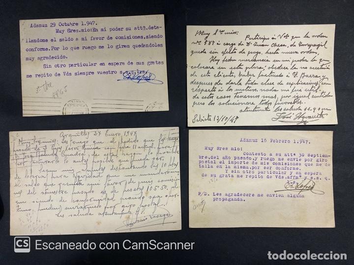 Sellos: LOTE DE 80 ENTERO POSTALES. ESPAÑA. VER TODAS LAS FOTOS - Foto 42 - 210819017