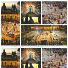 Francobolli: LA OROTAVA. CORPUS CRISTI 1ª EMIS. 2 TARJETAS PREFRANQUEADAS ESPAÑA. TARIFA A Y B. ENTERO POSTAL.. Lote 211721821