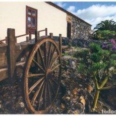 Sellos: SAN MIGUEL DE ABONA. CARRO. 2 TARJETAS PREFRANQUEADAS ESPAÑA. TARIFAS A Y B. ENTERO POSTAL.. Lote 211793166