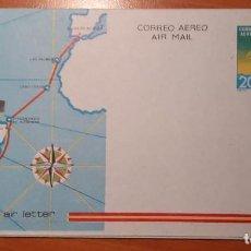 Sellos: AEROGRAMA AÑO 1981. EDIFIL 201. Lote 212149043