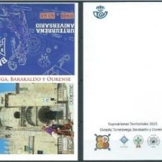 Timbres: ESPAÑA 2020 ENTERO POSTAL FESOFI PREFRANQUEADO CATALOGADO OFICIAL. Lote 218634283