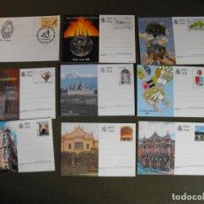 Francobolli: ESPAÑA. 32 ENTEROPOSTALES.. Lote 219498048