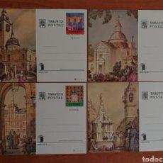 Selos: ENTEROS POSTALES N°107/10 MH* AÑO 1975 (FOTOGRAFÍA REAL). Lote 221266792