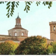 Timbres: ESPAÑA. TARJETA PREPAGADA. IGLESIA DE LA ASUNCION. CARIÑENA. TARIFA A. Lote 221824277