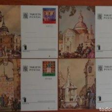 Francobolli: ESPAÑA ENTEROS POSTALES N°107/10 MH*1975 (FOTOGRAFÍA ESTÁNDAR). Lote 252797785