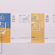 Sellos: ENTEROS POSTALES, FILATELIA ESPAÑA 2006 EDIFIL 173/74 EN NUEVO. Lote 223091571