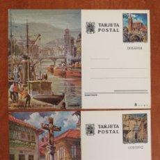 Francobolli: ENTEROS POSTALES N°113/14 NUEVOS AÑO 1976 (FOTOGRAFÍA ESTÁNDAR). Lote 252798005
