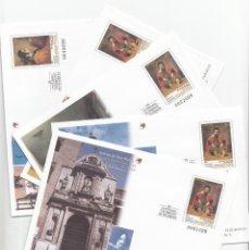 Sellos: COLECCION SOBRES ENTEROS POSTALES - VELAZQUEZ - IV CENTENARIO NACIMIENTO. Lote 224334605