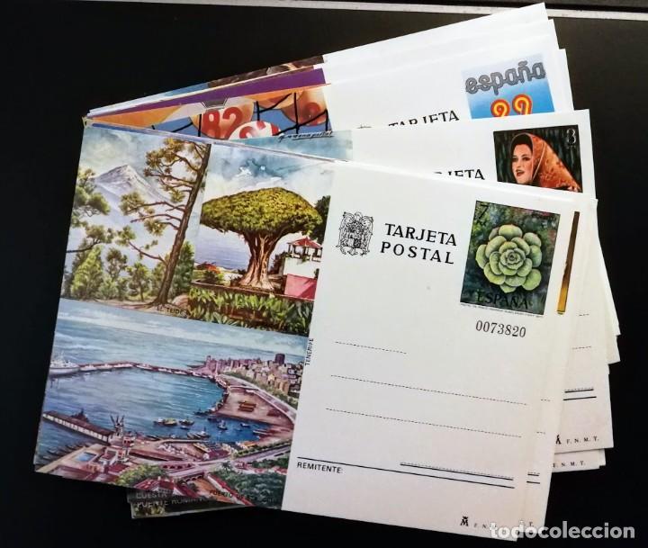LOTE 25 ENTERO POSTAL PROVINCIAS ESPAÑA TODAS DIFERENTES Nº 2 (Sellos - España - Entero Postales)