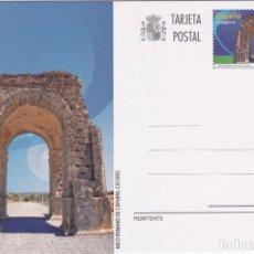 Timbres: ESPAÑA.- ENTERO POSTAL Nº 192 ARCO ROMANO DE CAPARRA TOTALMENTE NUEVOS.. Lote 232779500