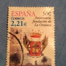 Timbres: SELLO USADO DE ESPAÑA RF 450. Lote 233455985