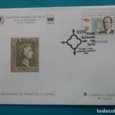 Sellos: 2000-SOBRES ENTERO POSTAL-Nº60-61-62-63-64-XXXII FERIA NACIONAL DEL SELLO-MADRID. Lote 244558530
