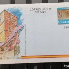 Sellos: 1986 ENTERO POSTAL ;CORREO AEREO. **,MNH. Lote 251210570