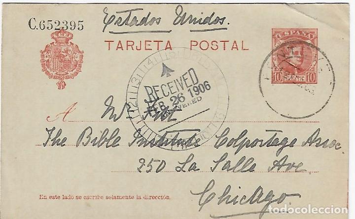 ESPAÑA (Sellos - España - Entero Postales)