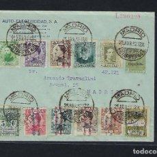 Sellos: REPÚLICA ESPAÑOLA.AÑO 1932.-ENTERO POSTAL Nº 56.. Lote 261565085
