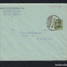 Sellos: REPÚBLICA ESPAÑOLA. AÑO 1934.ENTERO POSTAL Nº 56.. Lote 261565965