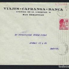 Sellos: REPÚBLICA ESPAÑOLA. AÑO 1934.ENTERO POSTAL Nº 97.. Lote 261565985