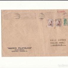 Sellos: REPÚBLICA ESPAÑOLA.AÑO 1932-1936 MATRONA ENTERO POSTAL. Lote 261566525