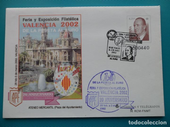 2001-ESPAÑA-Nº75-SOBRES-ENTEROS POSTALES-LOTE COMPLETO-(4 SOBRES) (Sellos - España - Entero Postales)