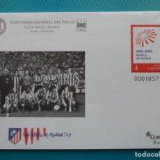 Sellos: 2003-ESPAÑA-Nº86-SOBRES-ENTEROS POSTALES-LOTE COMPLETO-(4 SOBRES). Lote 263125730