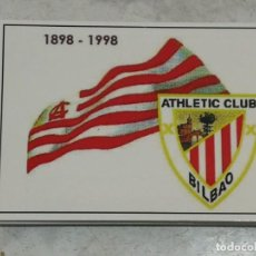 Sellos: CENTENARIO ATHLETIC CLUB DE BILBAO ENTERO POSTAL. Lote 263607415