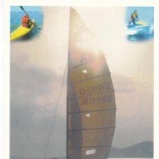 Selos: 1998-Nº46-LA TARJETA DEL CORREO-TARIFA-A-ESTACION NAUTICA-MAR MENOR. Lote 265809744