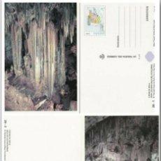 Selos: 1998-Nº49/50-LA TARJETA DEL CORREO-TARIFA-A Y B-CUEVAS DE NERJA. Lote 265812059