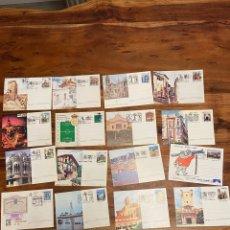 Selos: LOTE POSTALES MATASELLO PRIMER DIA. Lote 267363809